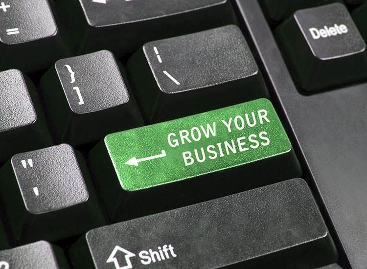 Your Business Has Growth Potential, So Take It to Your Customers, Market It!