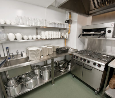 On Renovating Your Commercial Kitchen